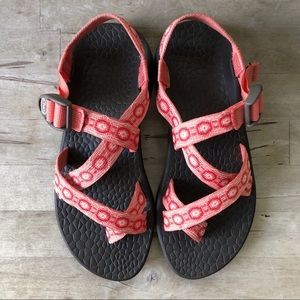 Chaco Sandals with Toe Strap (z/2)